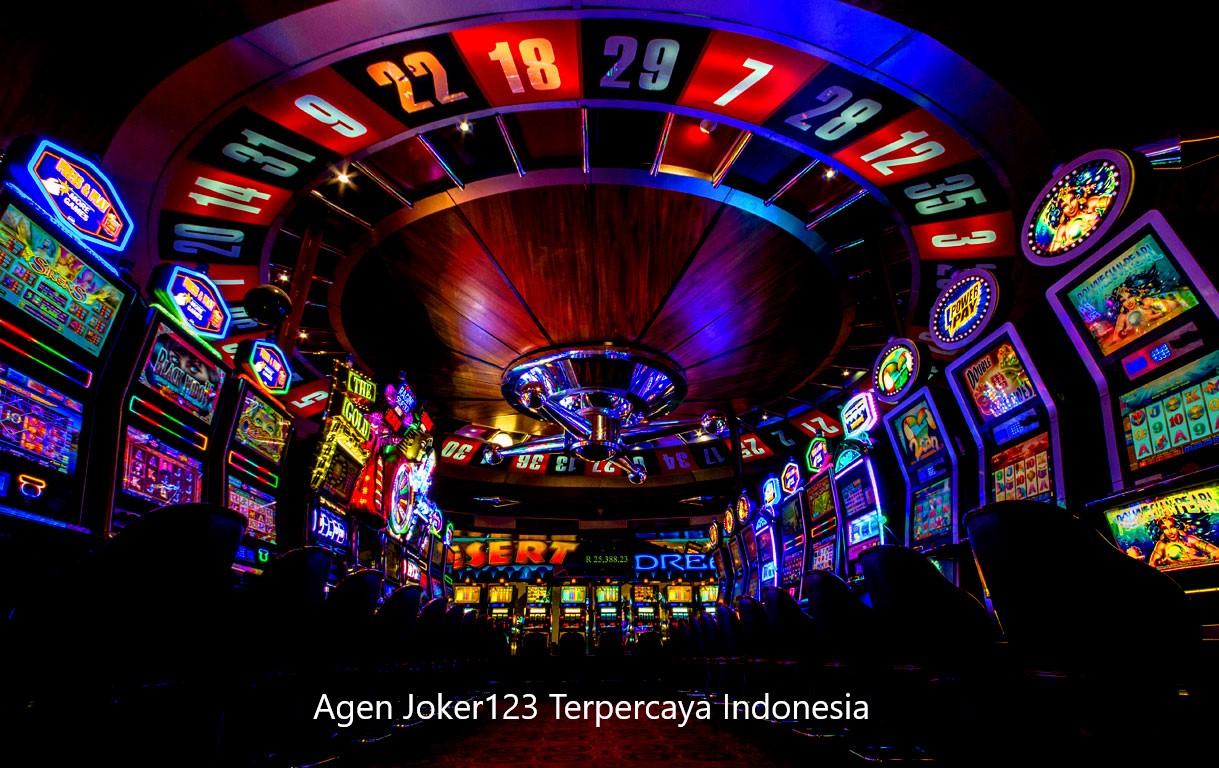 Agen Slot Online Joker123